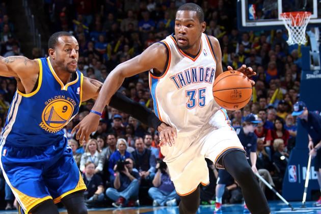 05b71aa64133 Unpopular Warriors opinion  Thunder would be a tougher WCF ...